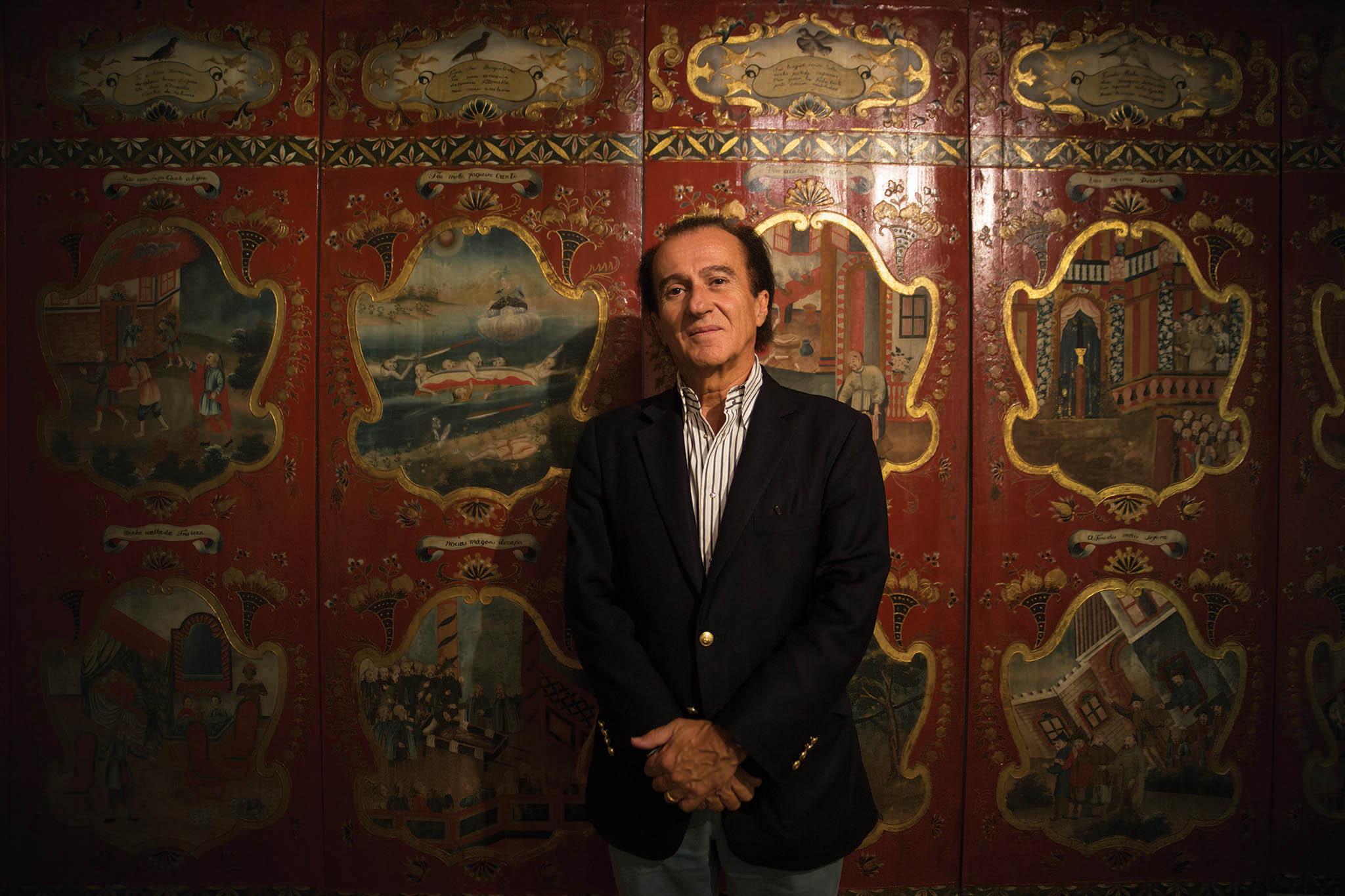 Fundação Oriente | Exposição de porcelanas da China até ao próximo dia 21
