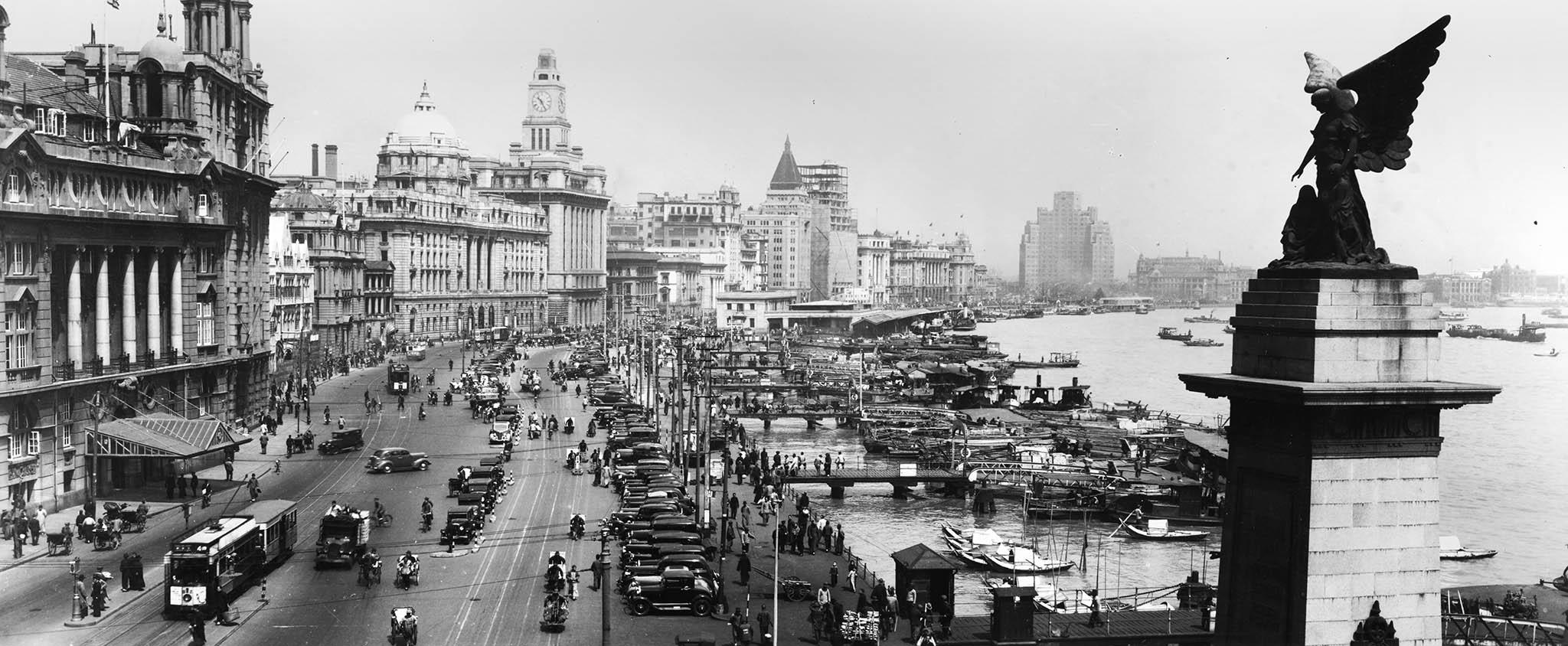 Concessões estrangeiras em Shanghai