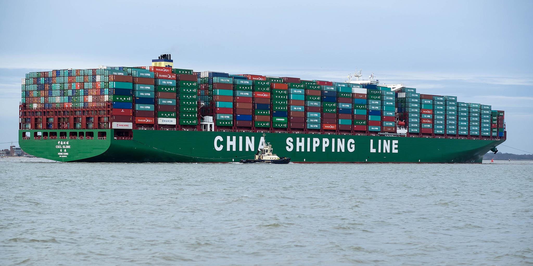 Comércio entre a China e os PLP subiu 21,5% até Julho
