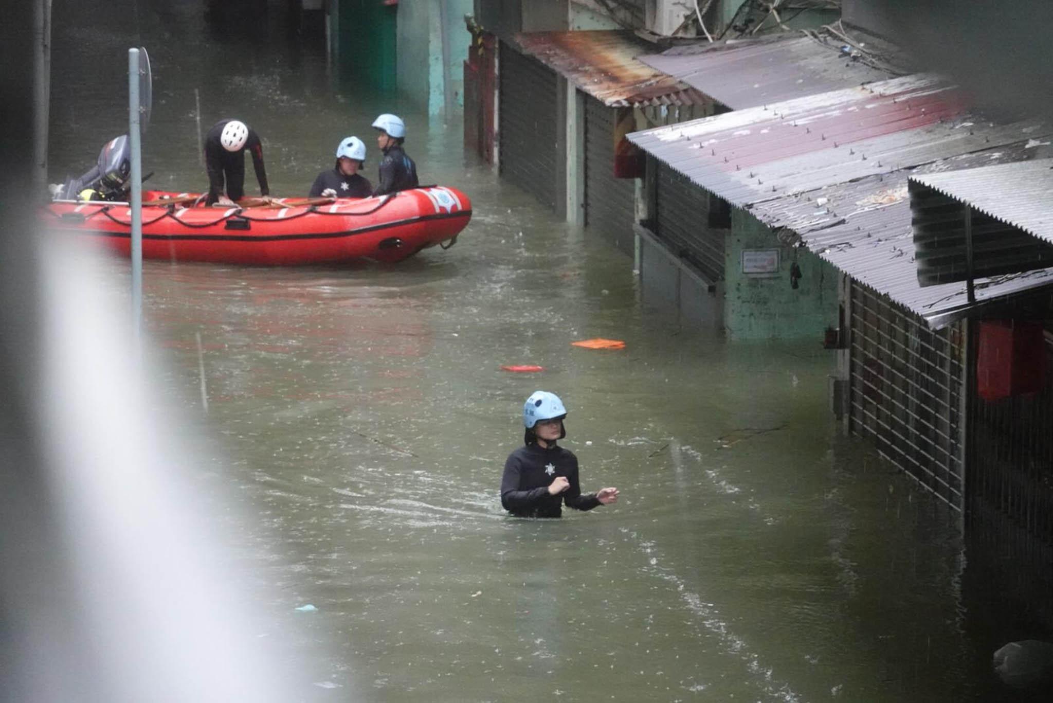 Inundações | Agnes Lam quer planos de prevenção para Coloane e Porto Interior