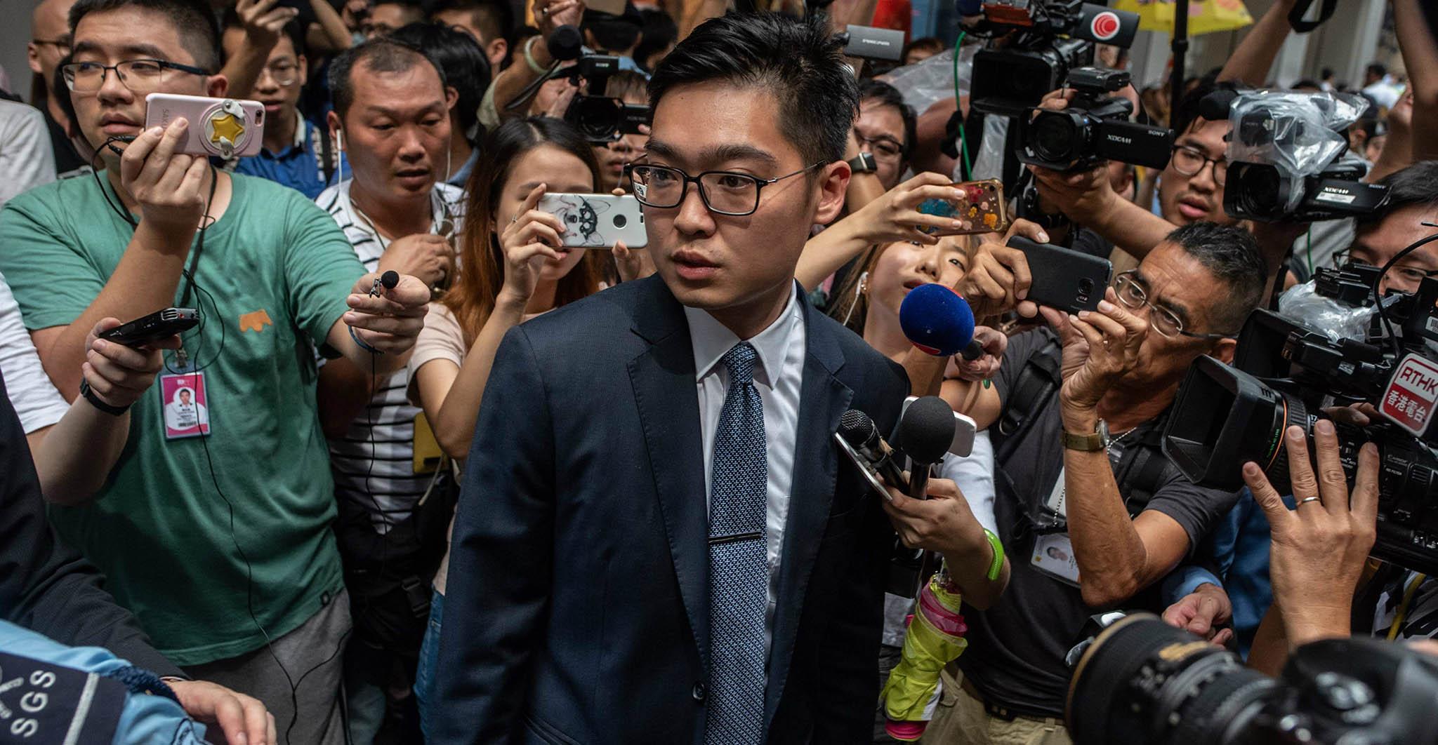 Hong Kong   Movimento independentista proibido em decisão sem precedentes