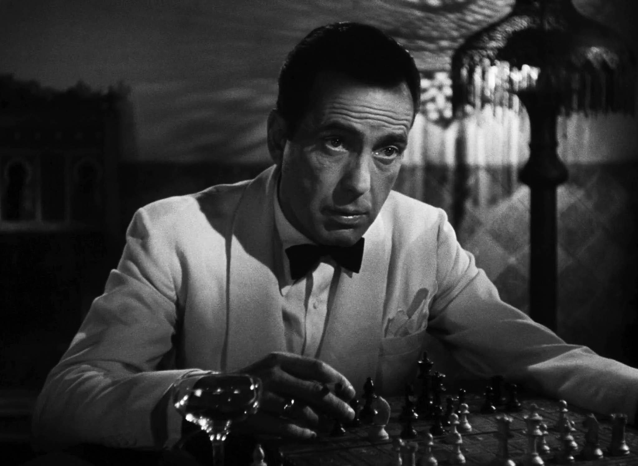 Não voltarás a Casablanca