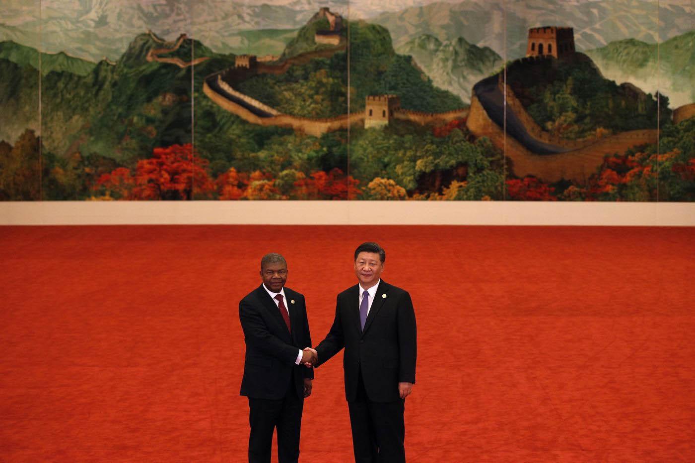 Angola | PR na China a negociar empréstimos de 10 mil milhões de euros