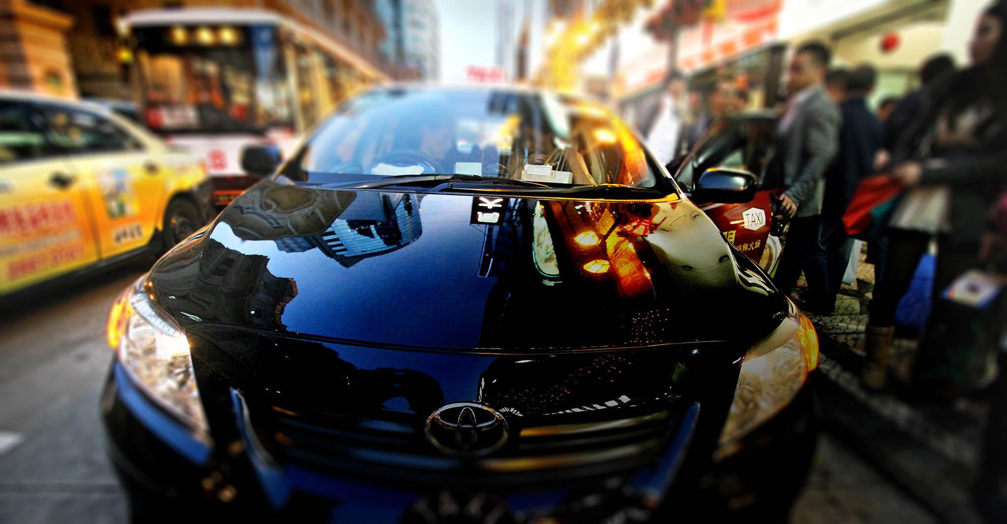 Táxis | Discussão sobre preço cobrado gerou discussão e agressão junto ao casino L'Arc