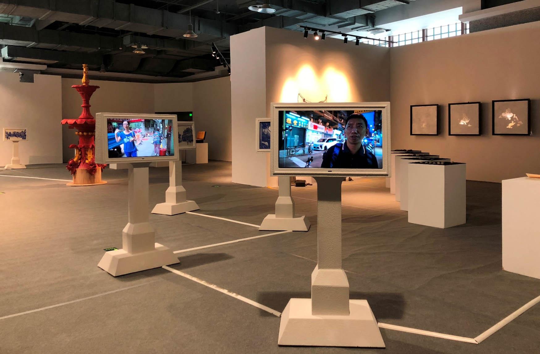 Exposição   Gansu recebe Bienal de Artes Visuais de Hong Kong e Macau