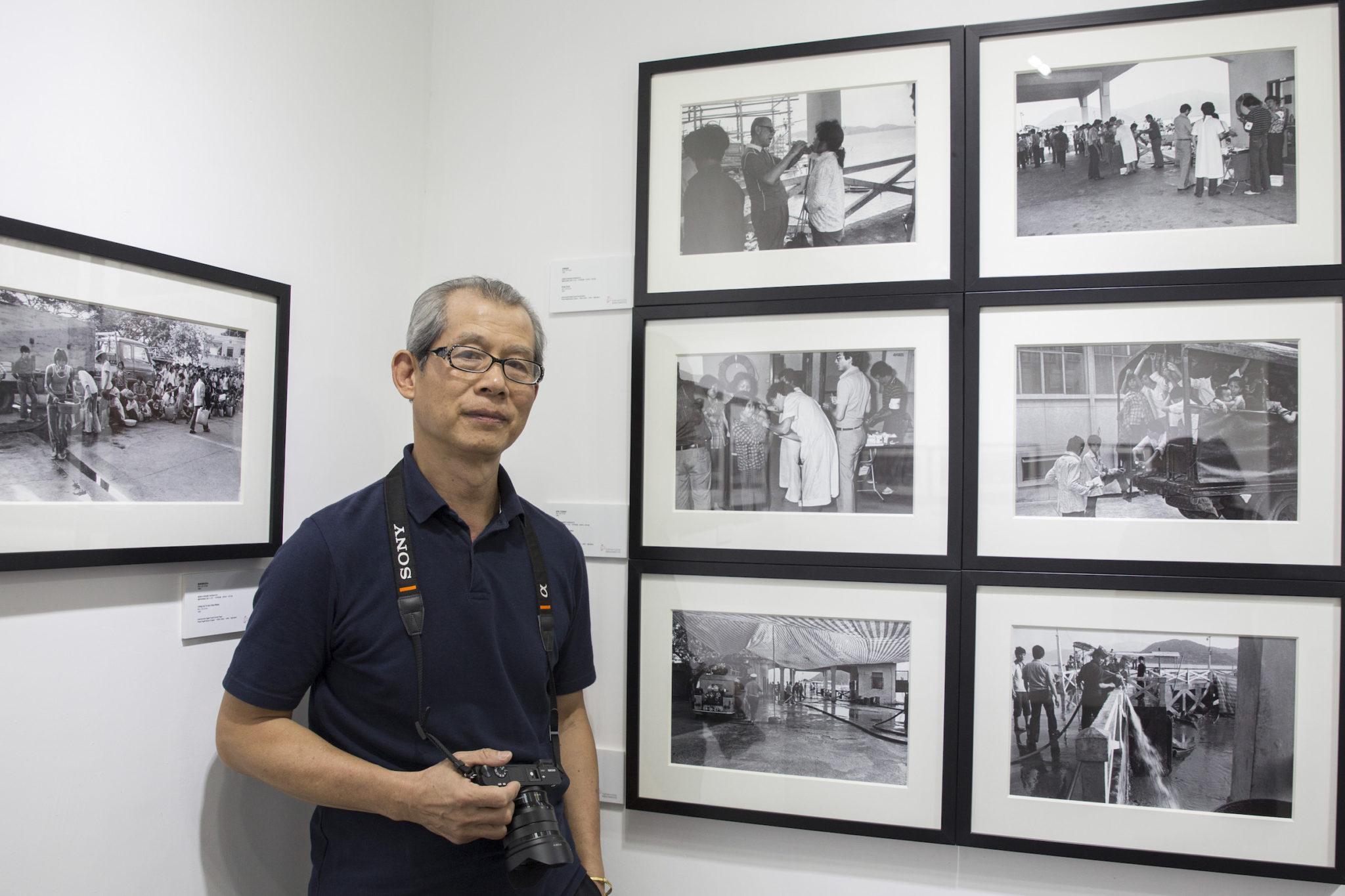 Chan Weng Hon fotografou os refugiados do Vietname em Macau