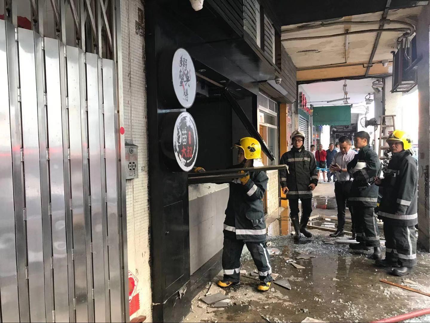 Explosão | Restaurante corre o risco de ter licença suspensa