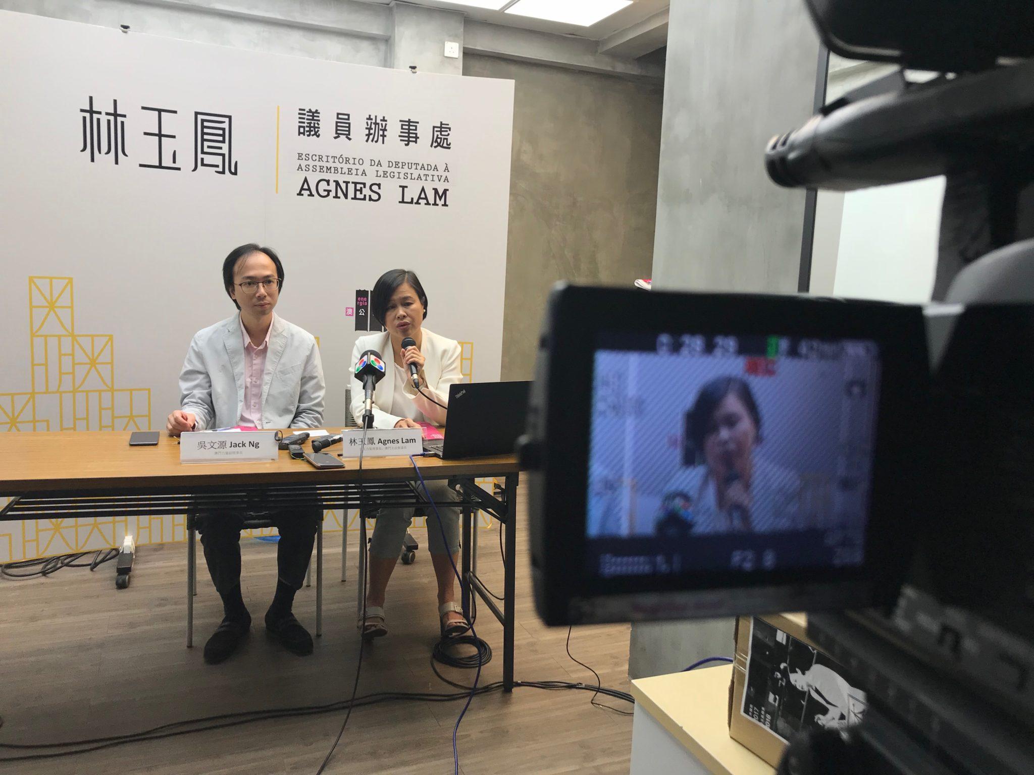 Idosos | Agnes Lam quer mais apoios a proprietários de fracções antigas