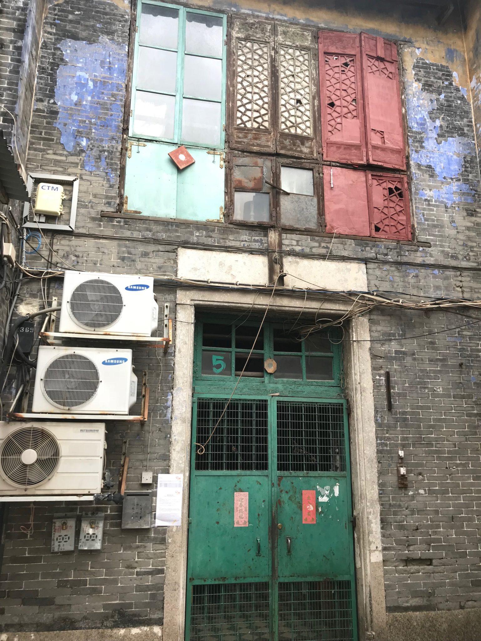 Lei   Zheng Anting defende multas para edifícios sem inspecção