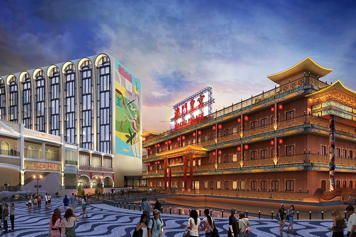 """Resort """"Lisboeta"""" recorda a Macau antiga e vai custar cinco mil milhões de dólares de Hong Kong"""