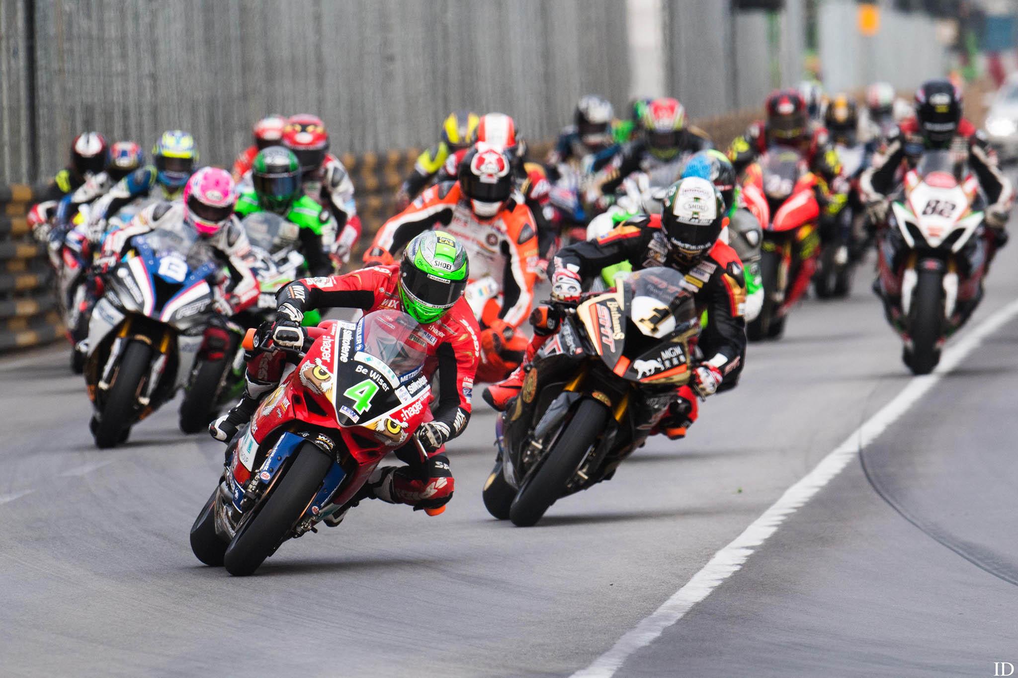 GP Motos   McGuiness e Jessopp confirmados para Novembro