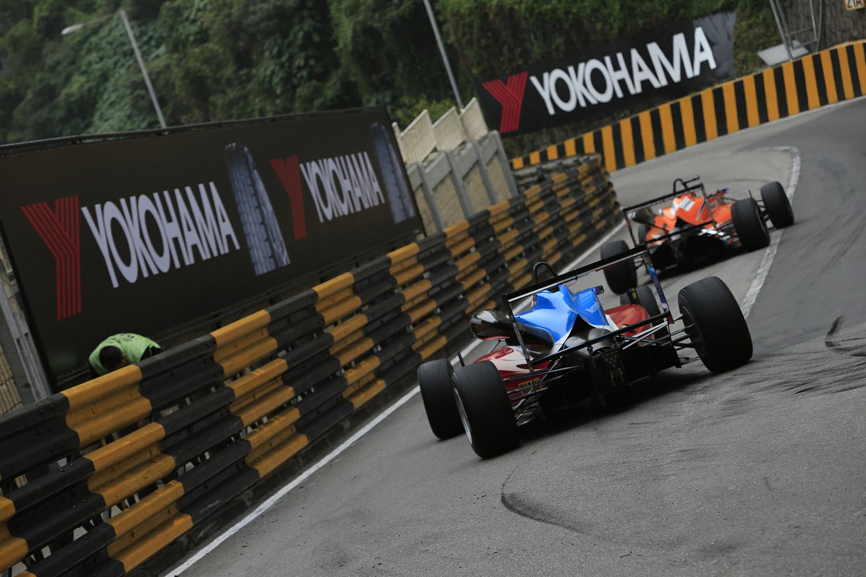 Pressão da Red Bull beneficia Grande Prémio de Macau