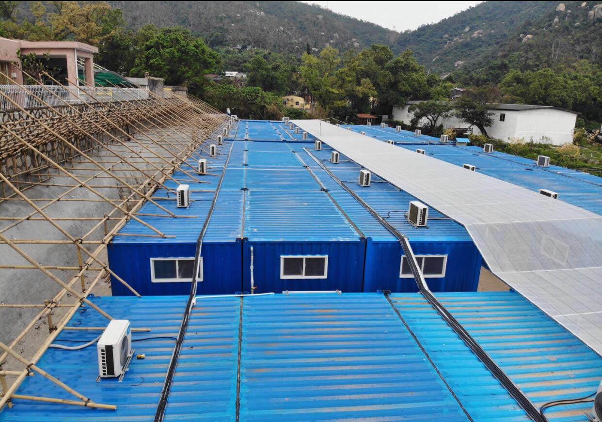 Galgos | Padrões de isolamento adiam de transferência para Coloane