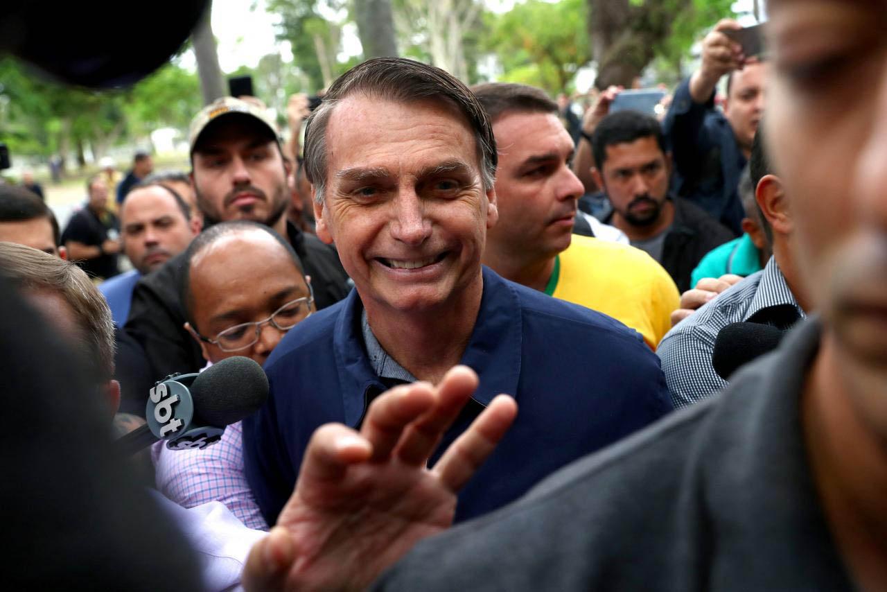 Brasil/Eleições | Sondagem dá maioria a Bolsonaro na segunda volta
