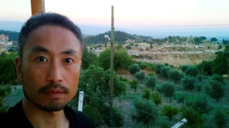 """Jornalista japonês libertado relata """"inferno"""" do seu cativeiro na Síria"""