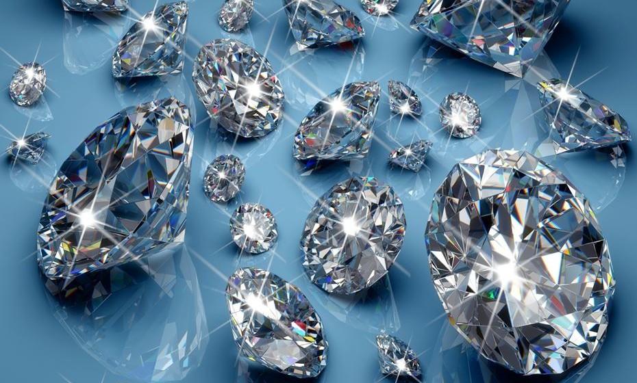 Diamantes | Primeira importação através de processo de Kimberley