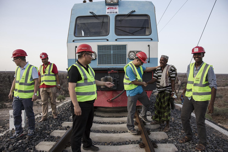 A China e a Construção de Infraestruturas em África