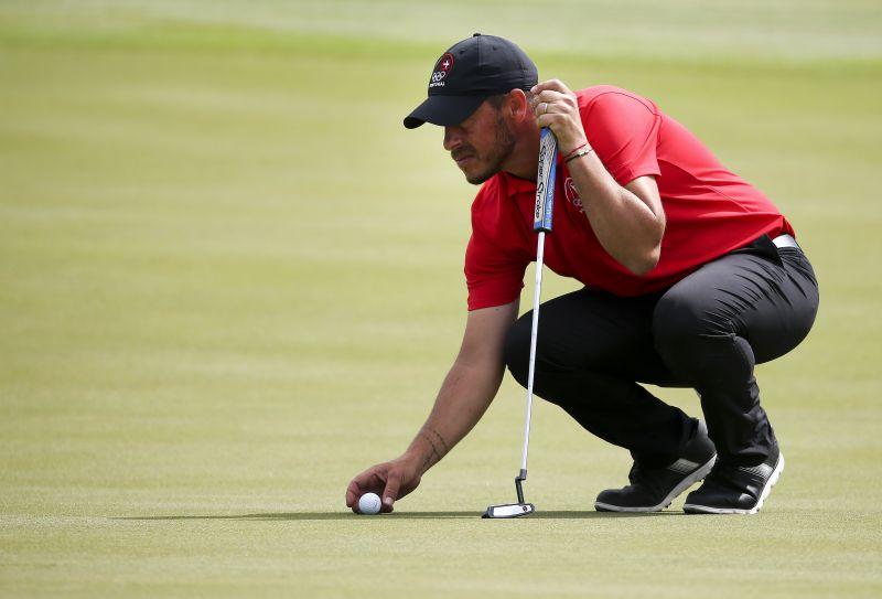 José-Filipe Lima segue em 31.º lugar no Foshan Open de golfe