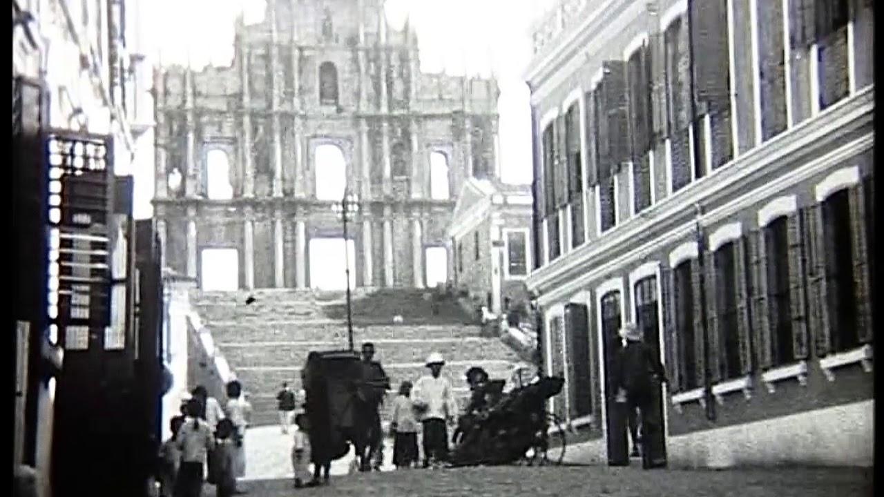 Macau antigo em 1930