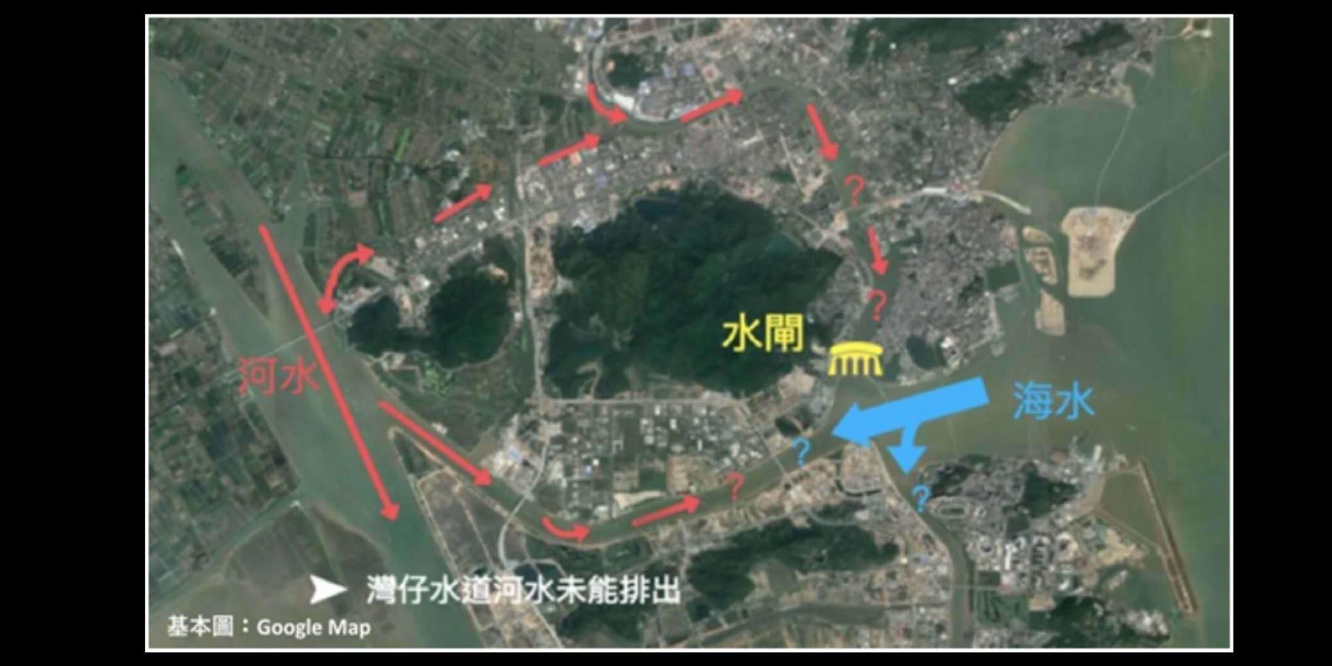 Cheias | Barreira no Porto Interior pode inundar Zhuhai, diz engenheiro