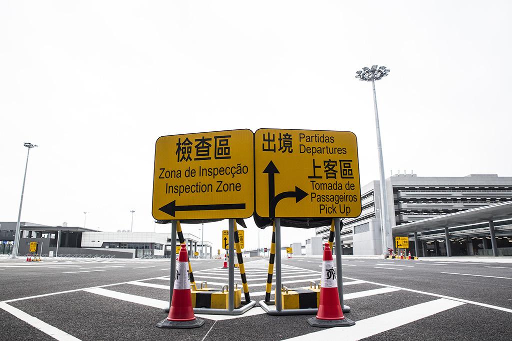 """Ponte """"psicológica"""" une Macau e Hong Kong à China comunista mas uso é """"pouco"""""""