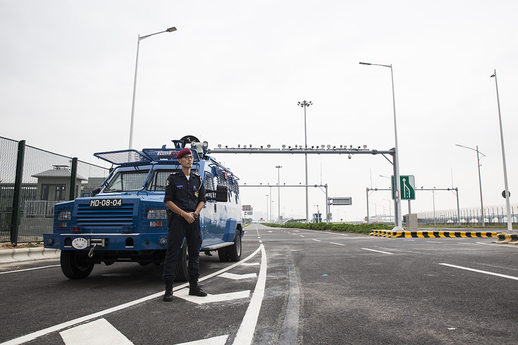 Ponte HKZM | Documentário exibido pela primeira vez na MUST