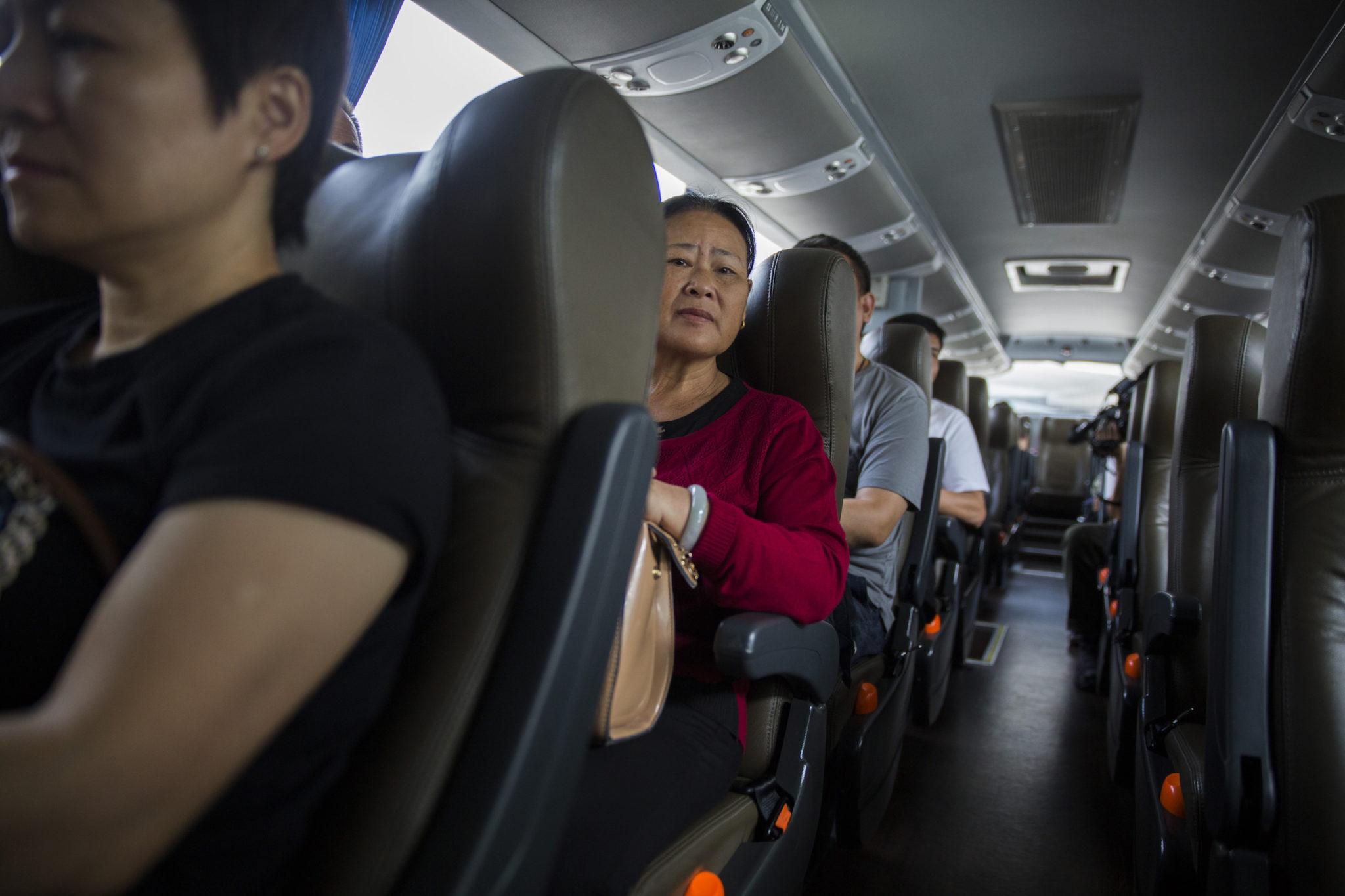 Salários   Motoristas de Zhuhai deixaram passageiros pendurados
