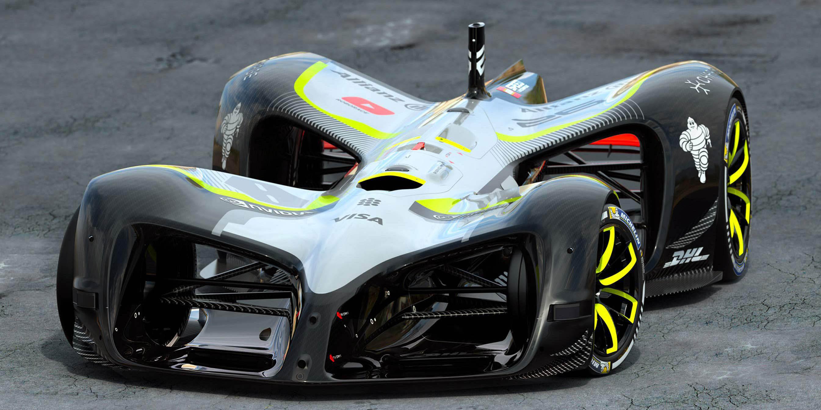 Carro de corridas autónomo não virá ao Grande Prémio