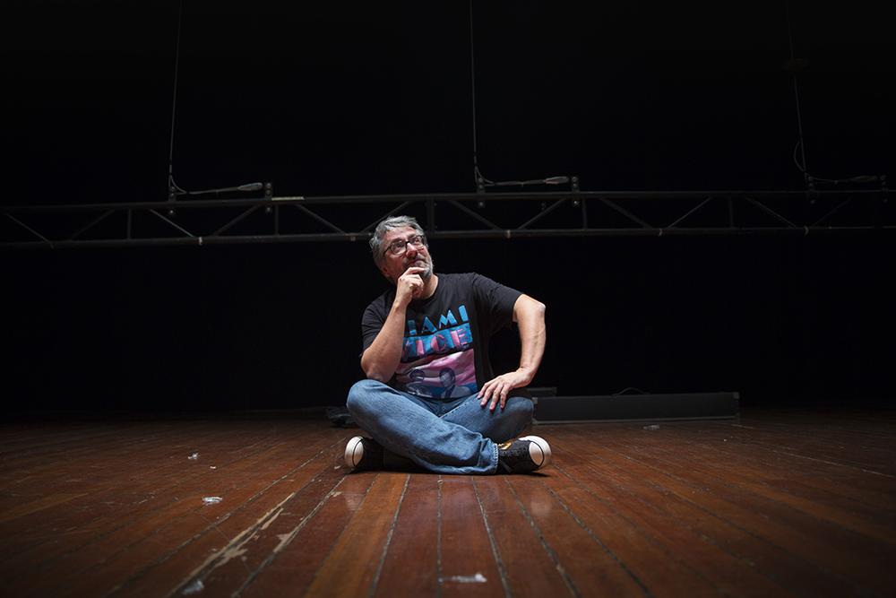 """Nuno Markl, humorista: """"Isto da humanidade não tem cura"""""""