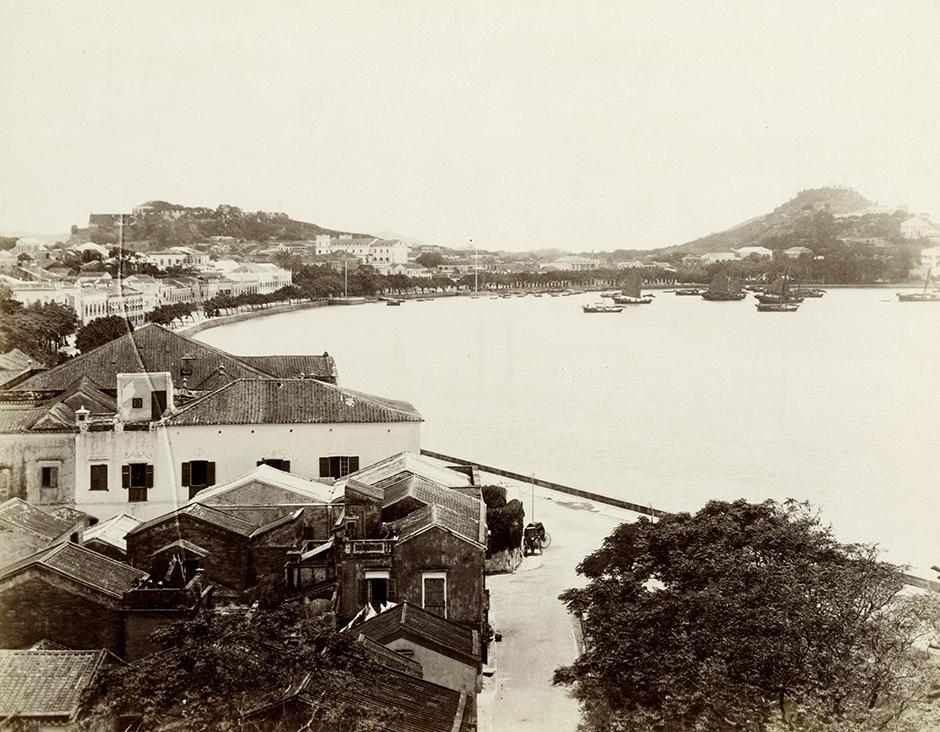 Emigração via Macau e Hong Kong