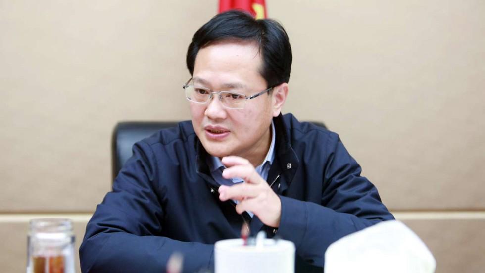 Gabinete de Ligação | Vice-director de Hong Kong apontado a Macau