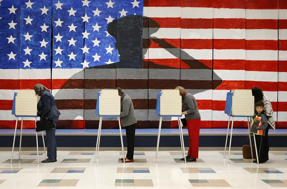 Intercalares americanas: republicanos vencem Senado e democratas Câmara dos Representantes