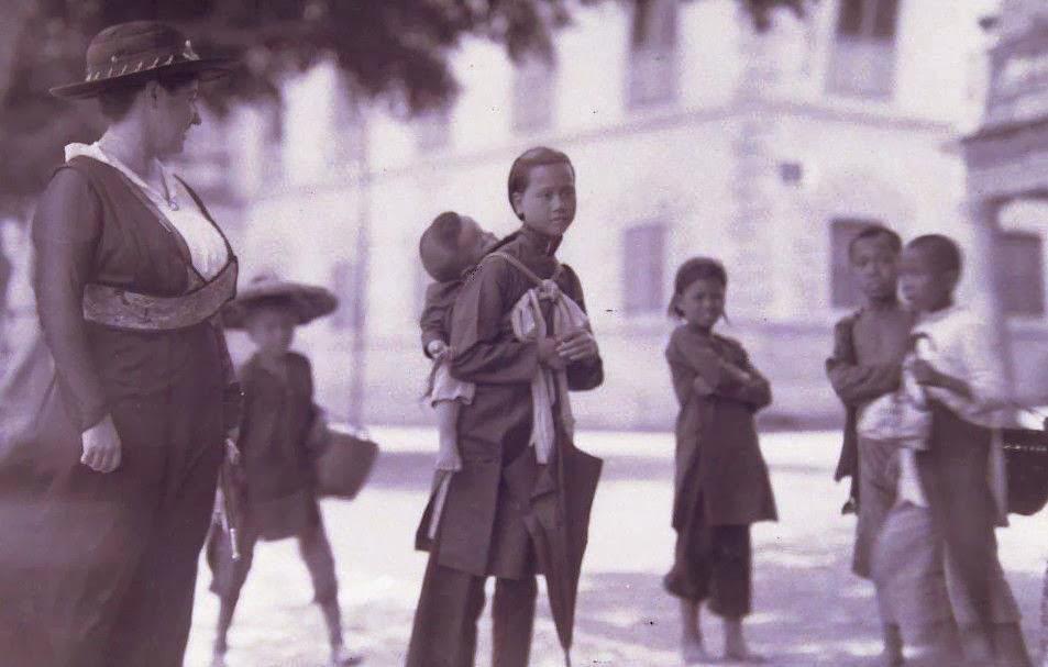 Emigração chinesa para o Brasil
