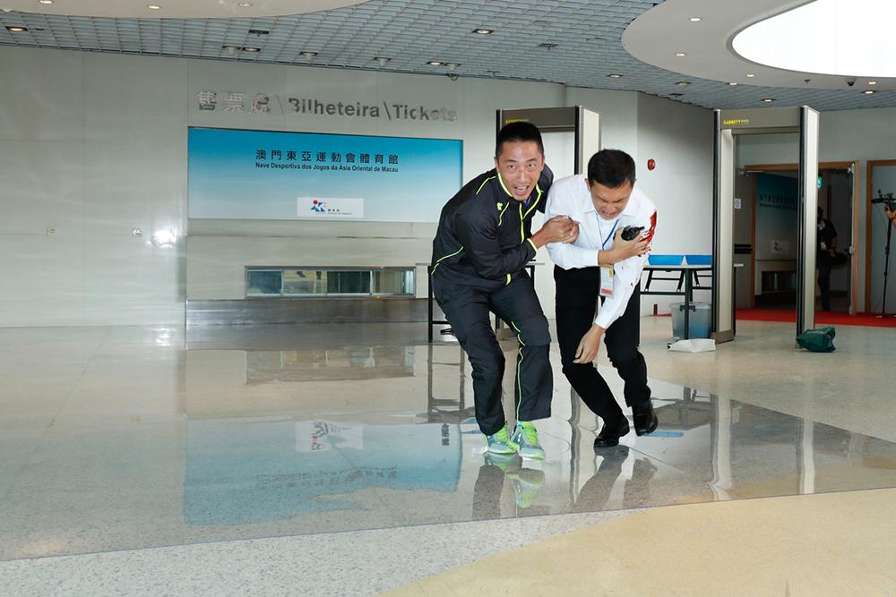 Exército chinês em Macau participou pela primeira vez em exercício