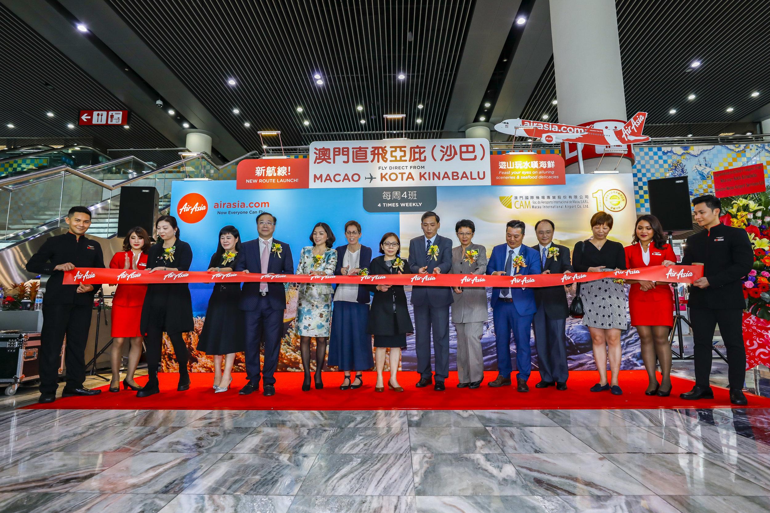 CEO da Air Asia espera mais turistas e negócios com nova rota para Kota Kinabalu