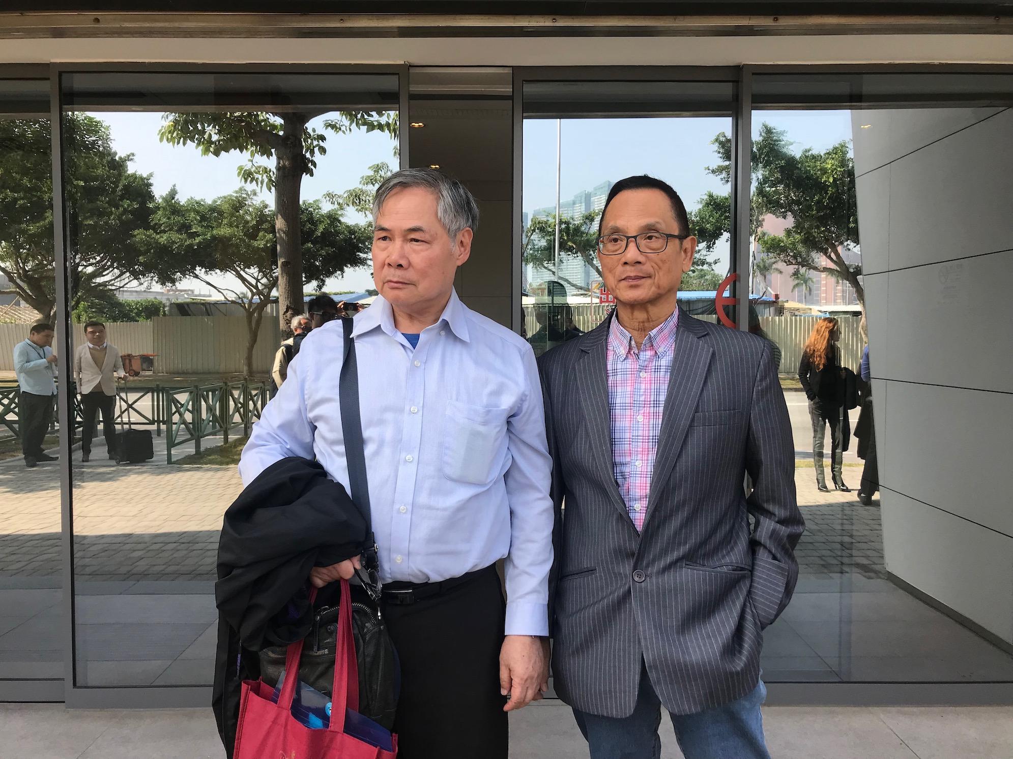 Pearl Horizon | Jornalista, editor e jornal Son Pou condenados a pagar 50 mil patacas