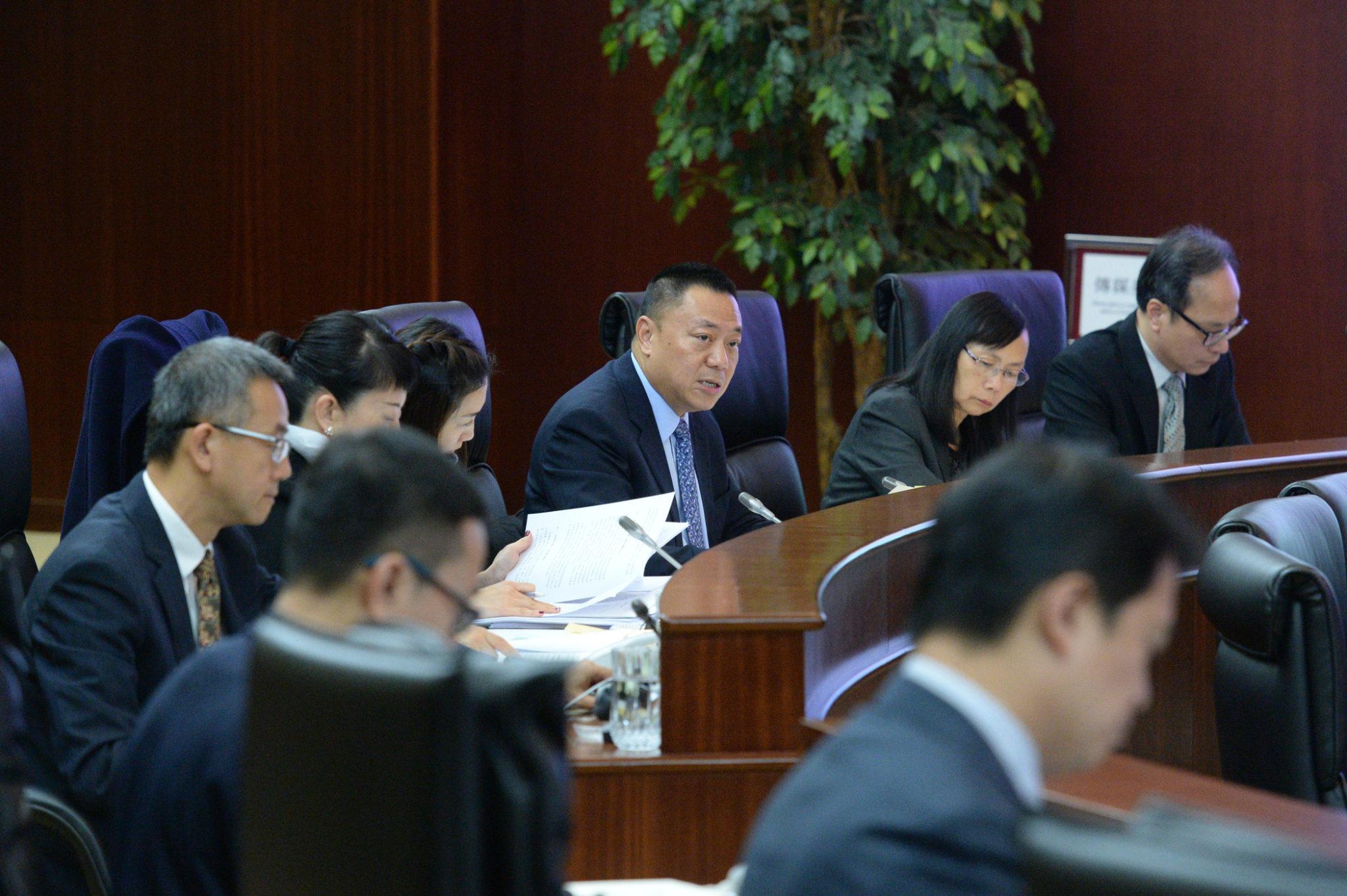 AL | Lionel Leong despediu-se dos deputados, depois de orçamento aprovado