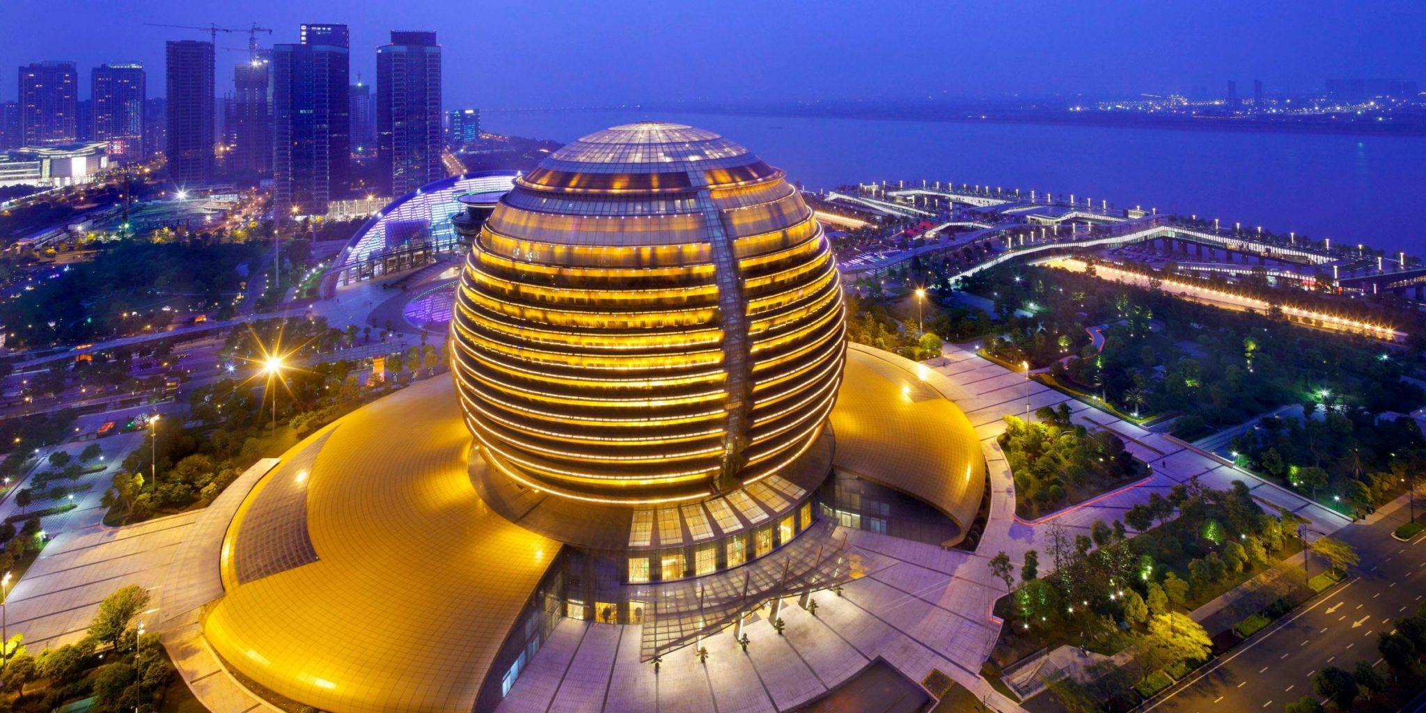 A China no turismo mundial