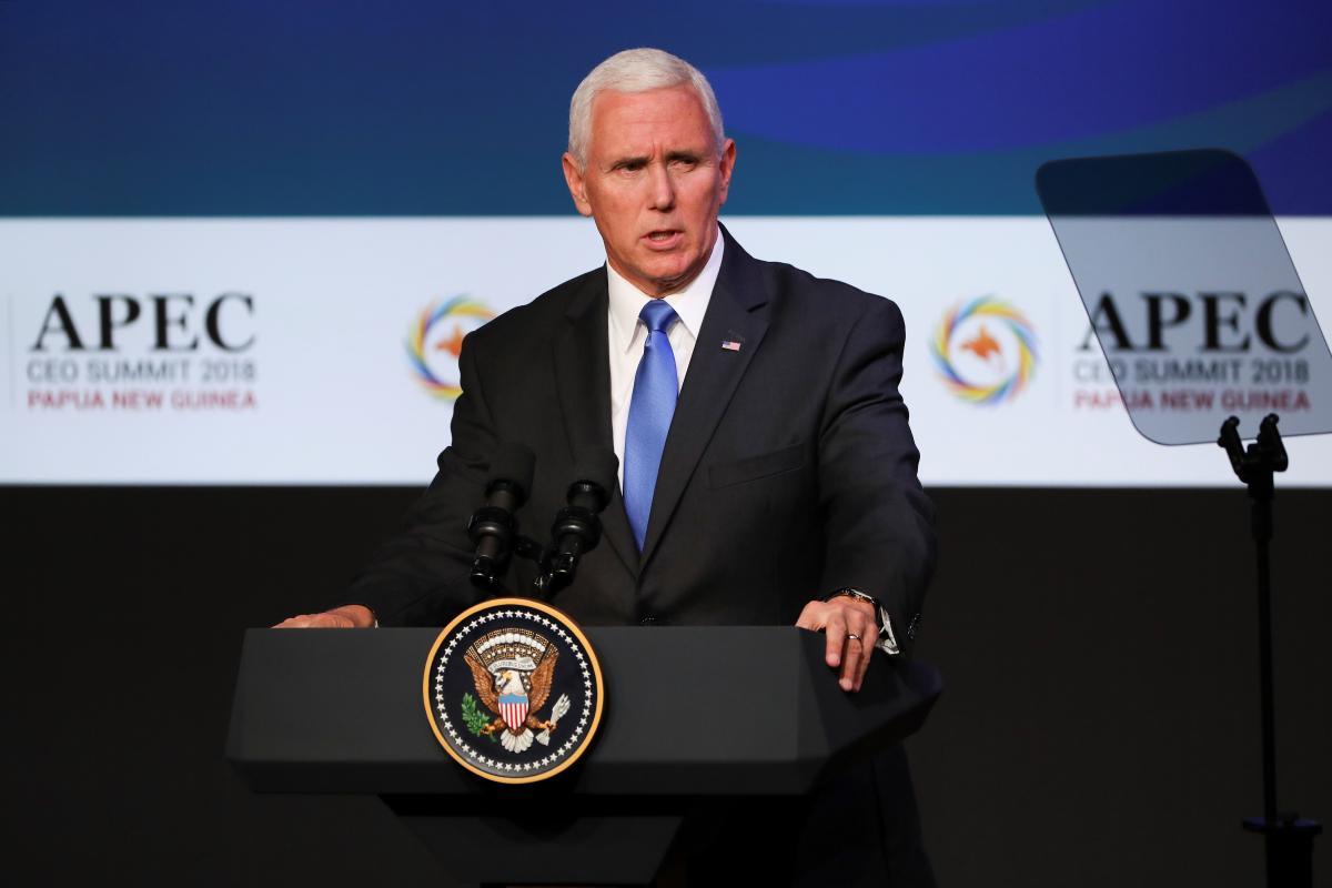 Presidente chinês e 'vice' dos EUA confrontam argumentos sobre guerra comercial