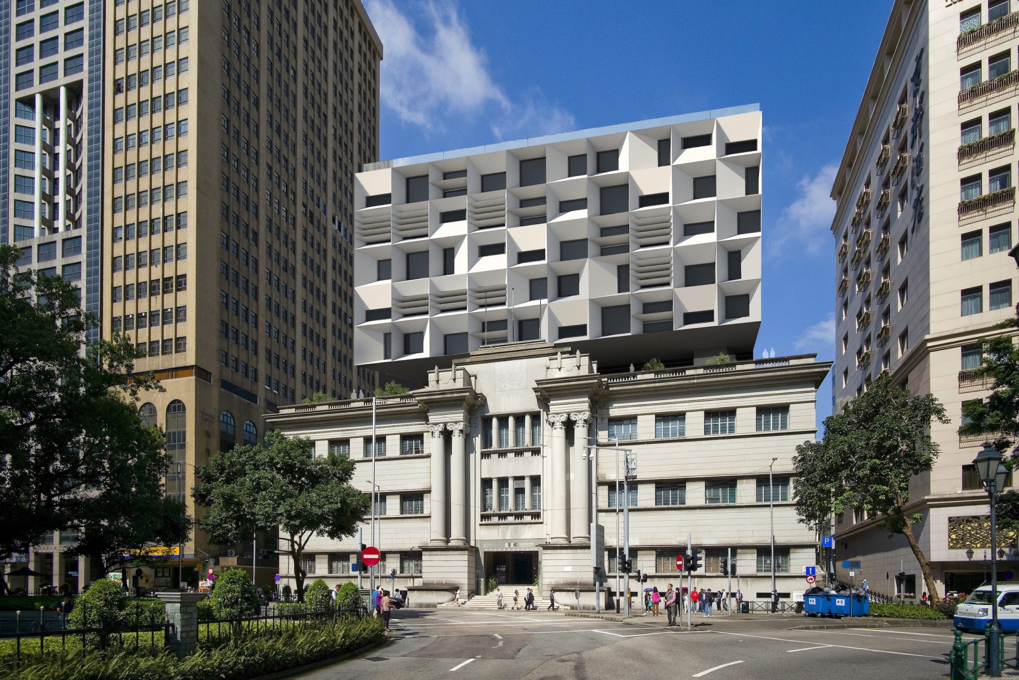 Biblioteca Central | Projecto do ateliê de Carlos Marreiros vence concurso