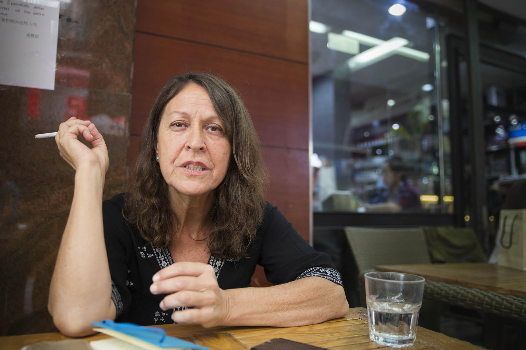 """Rosa Coutinho Cabral, cineasta: """"Renasci muita coisa pelo caminho"""""""