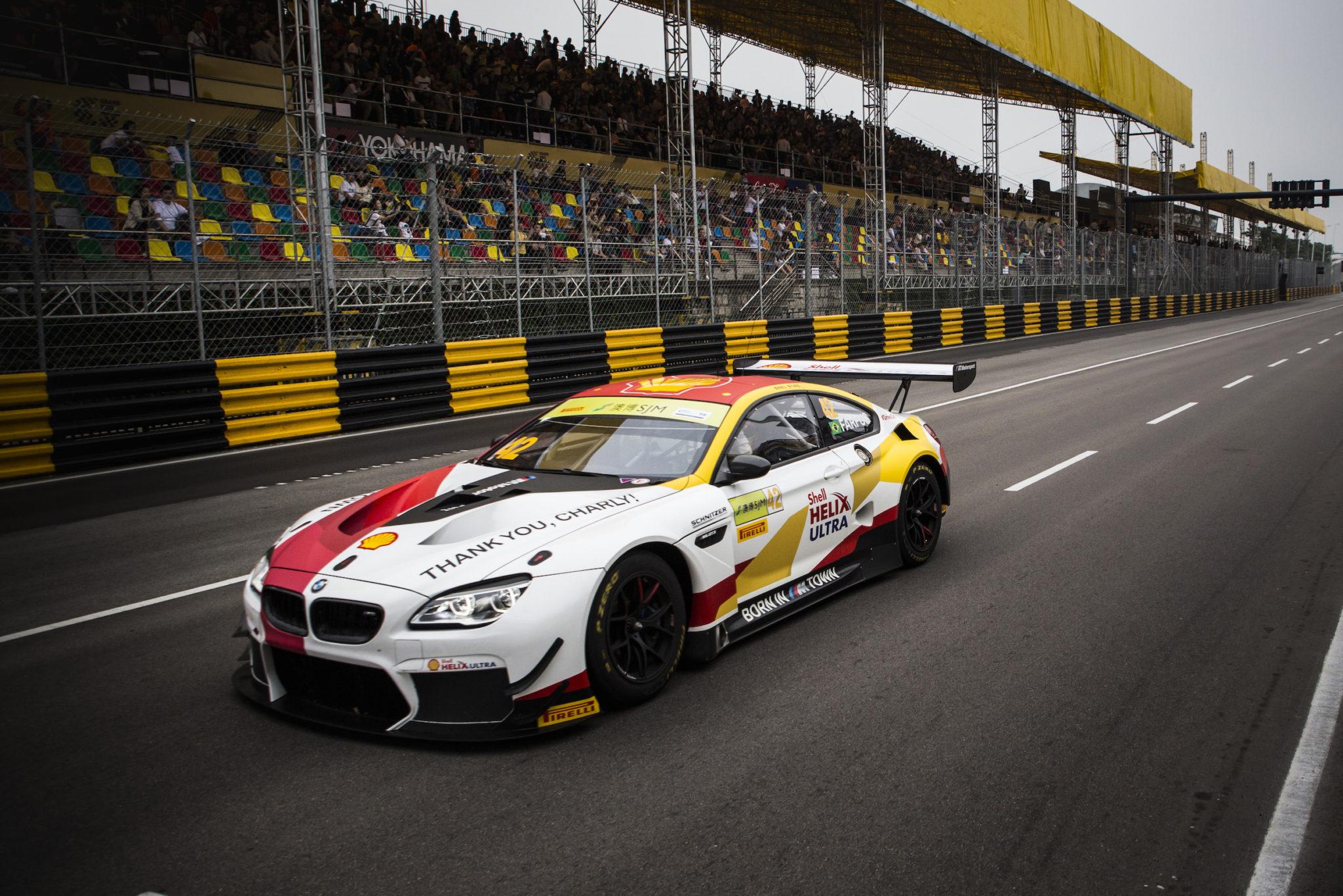 GP Macau | Interesse público garante entrada de pilotos estrangeiros