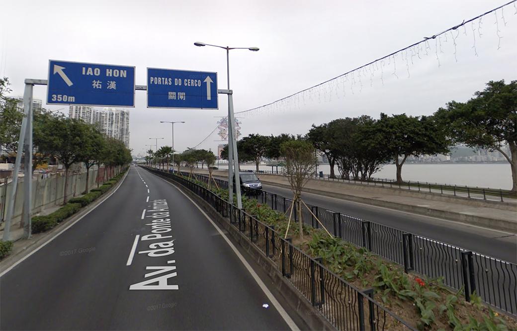 Inundações | Avenida da Ponte da Amizade vai perder vista para o mar