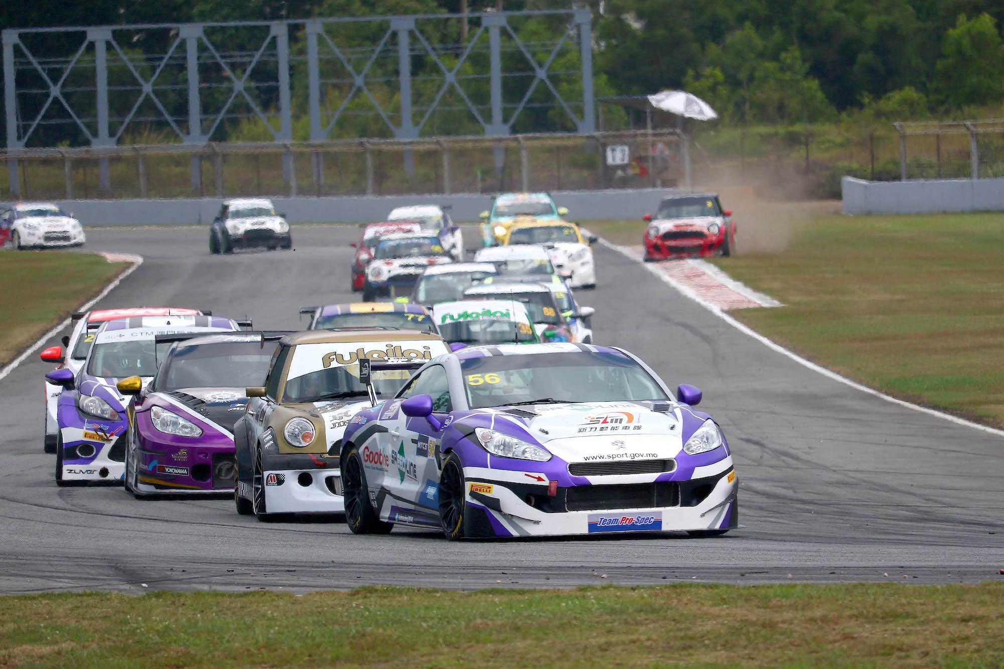 Automobilismo   Campeonato de Carros de Turismo de Macau voltará a Zhuhai