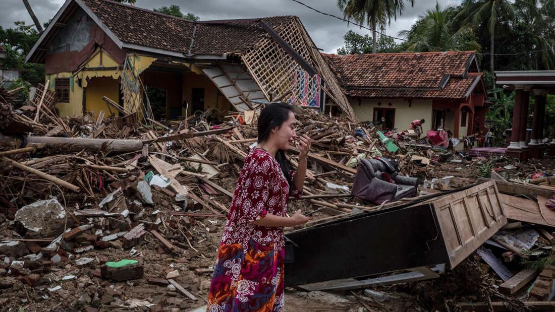 Caritas   Lançado apelo para donativos às vítimas do tsunami na Indonésia