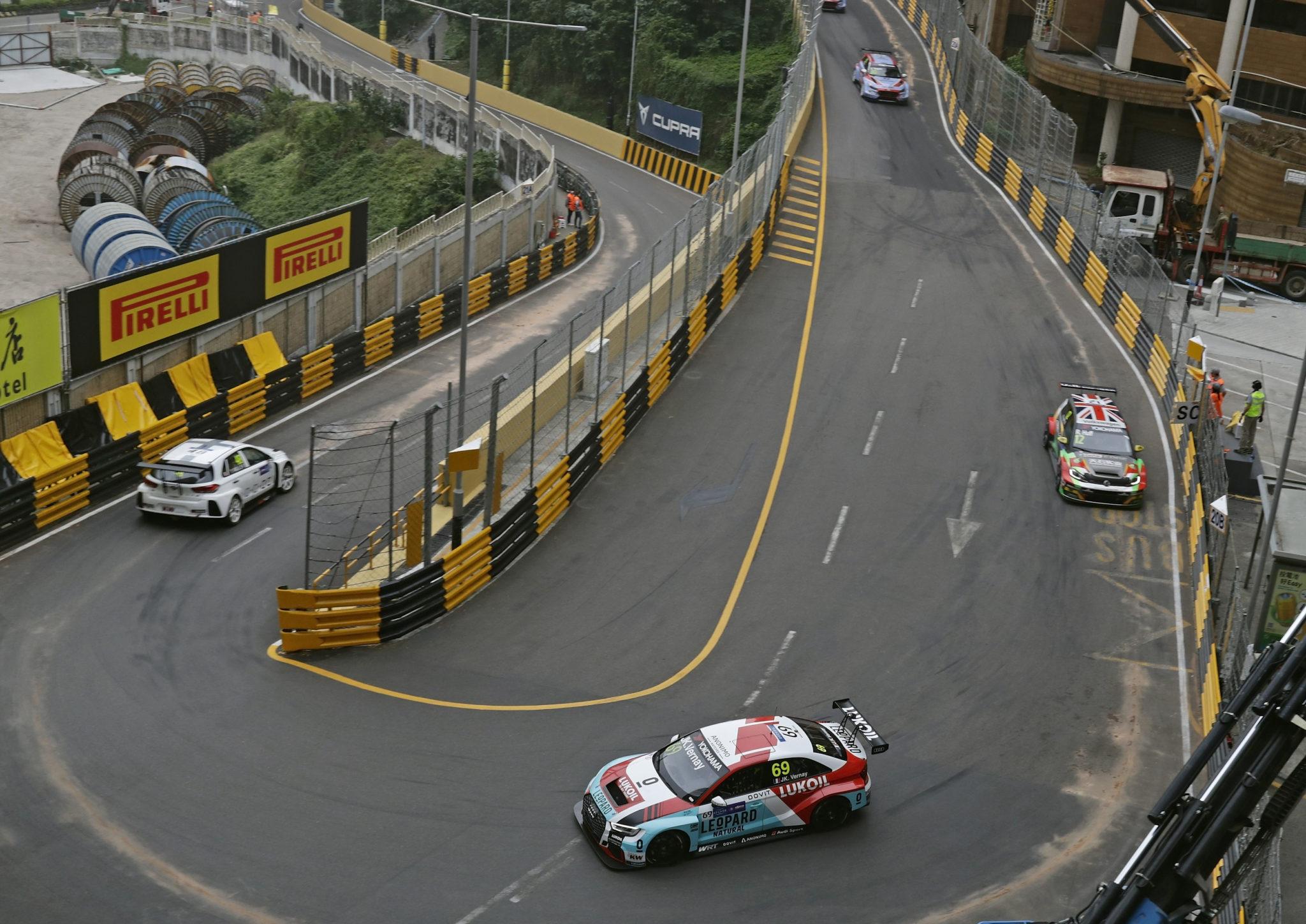 GP Macau   Taças do Mundo de Turismos e GT continuam no cartaz