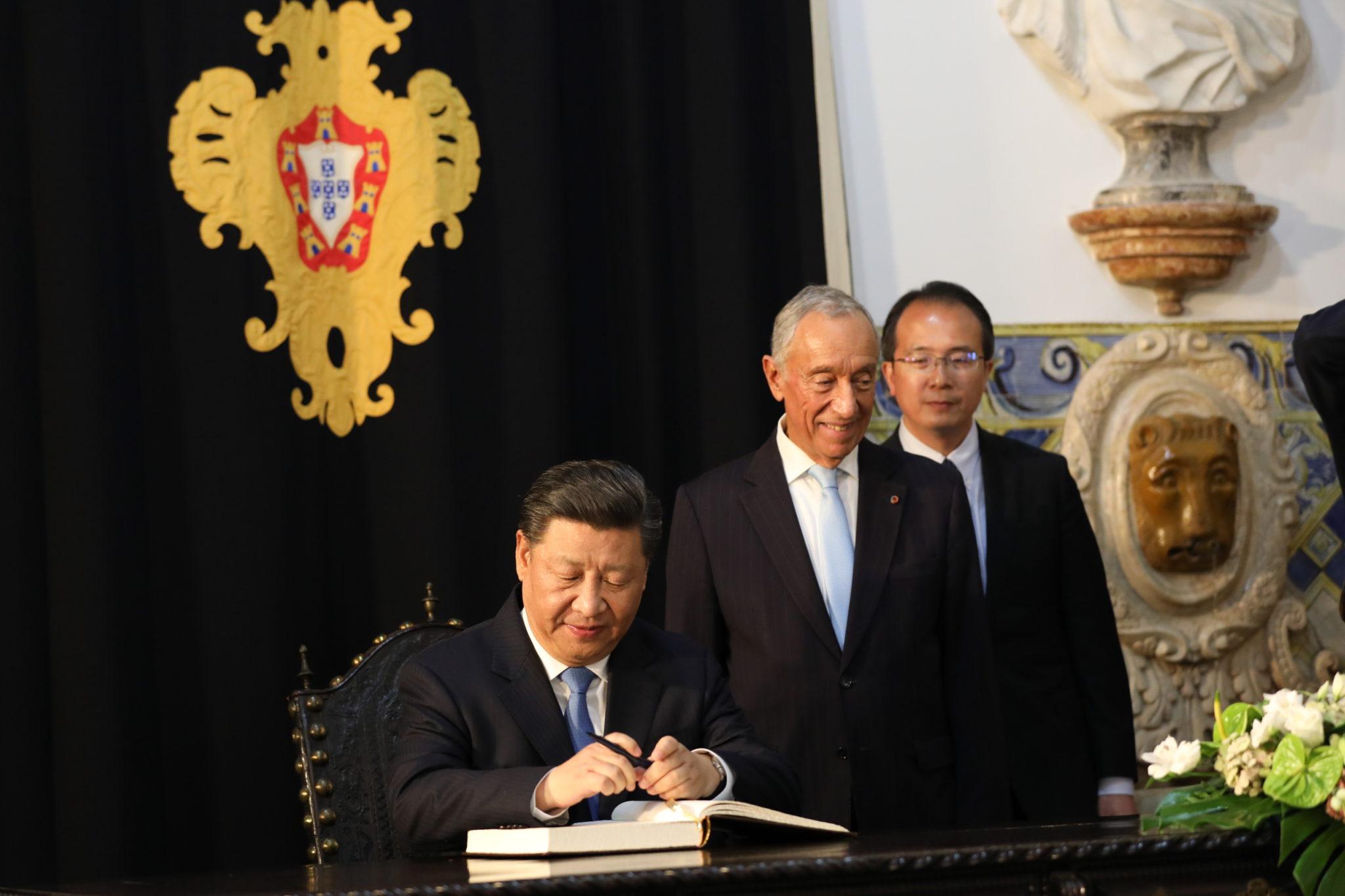 Xi Jinping em Macau | Marcelo enaltece exemplo de convivência singular em carta enviada ao seu homólogo chinês