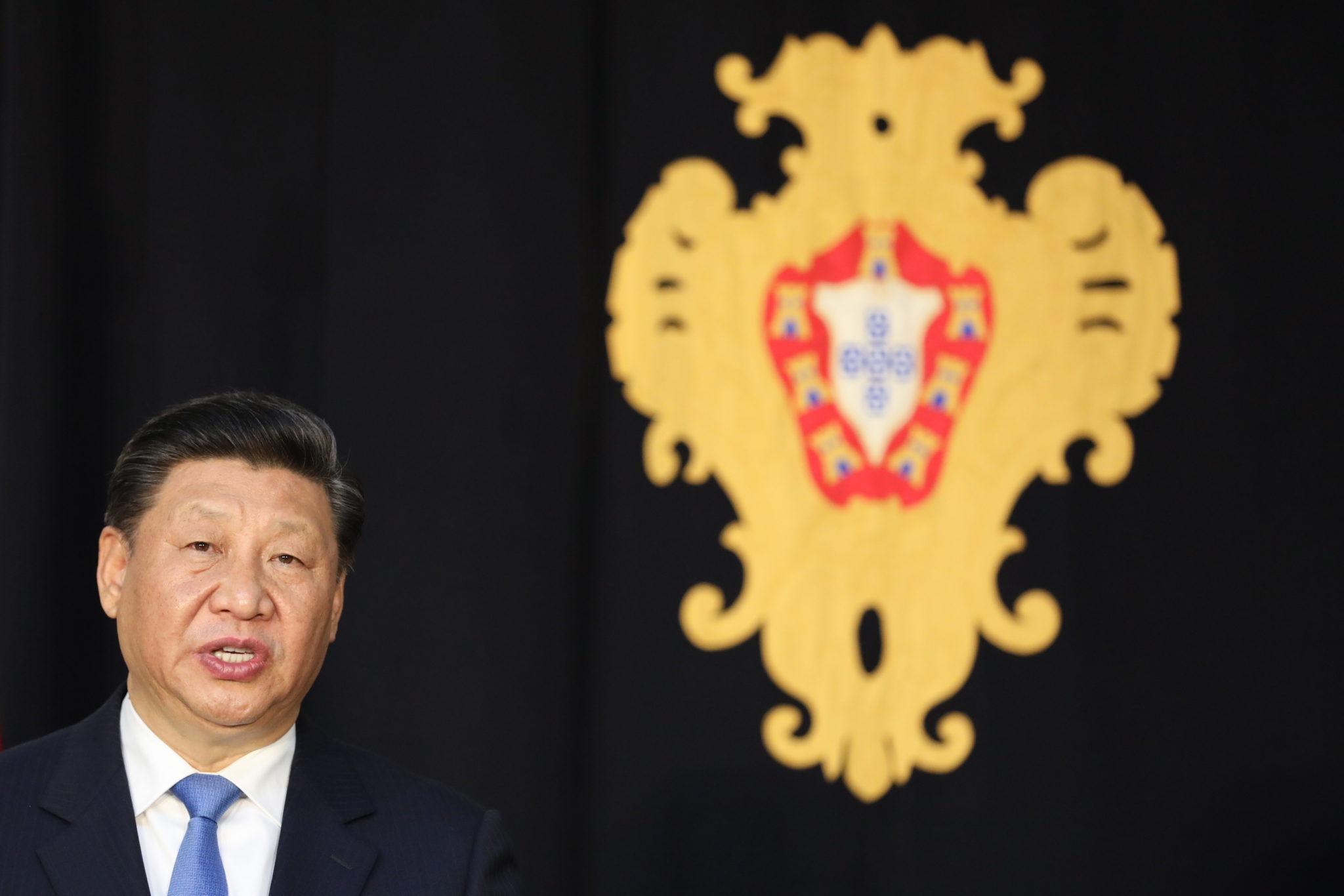 Visita de Xi Jinping a Portugal