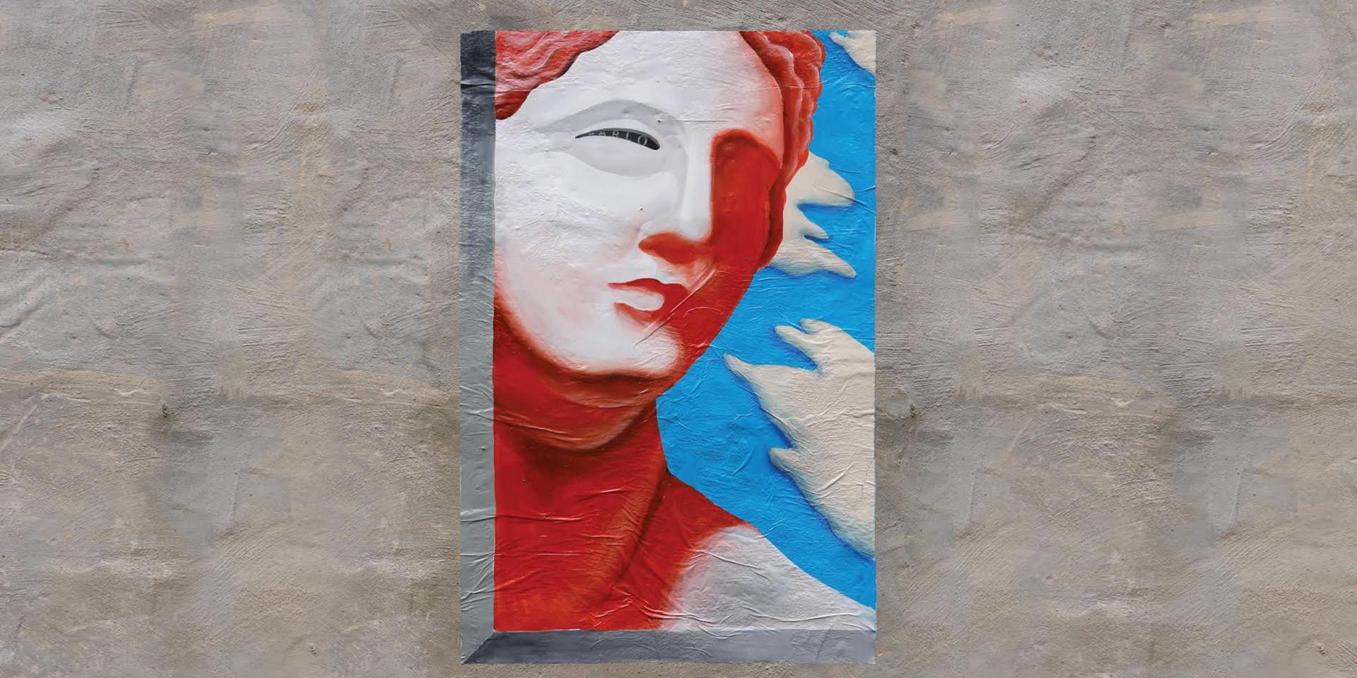 Festival Fringe apresenta grafites em papel de arroz no Porto Interior