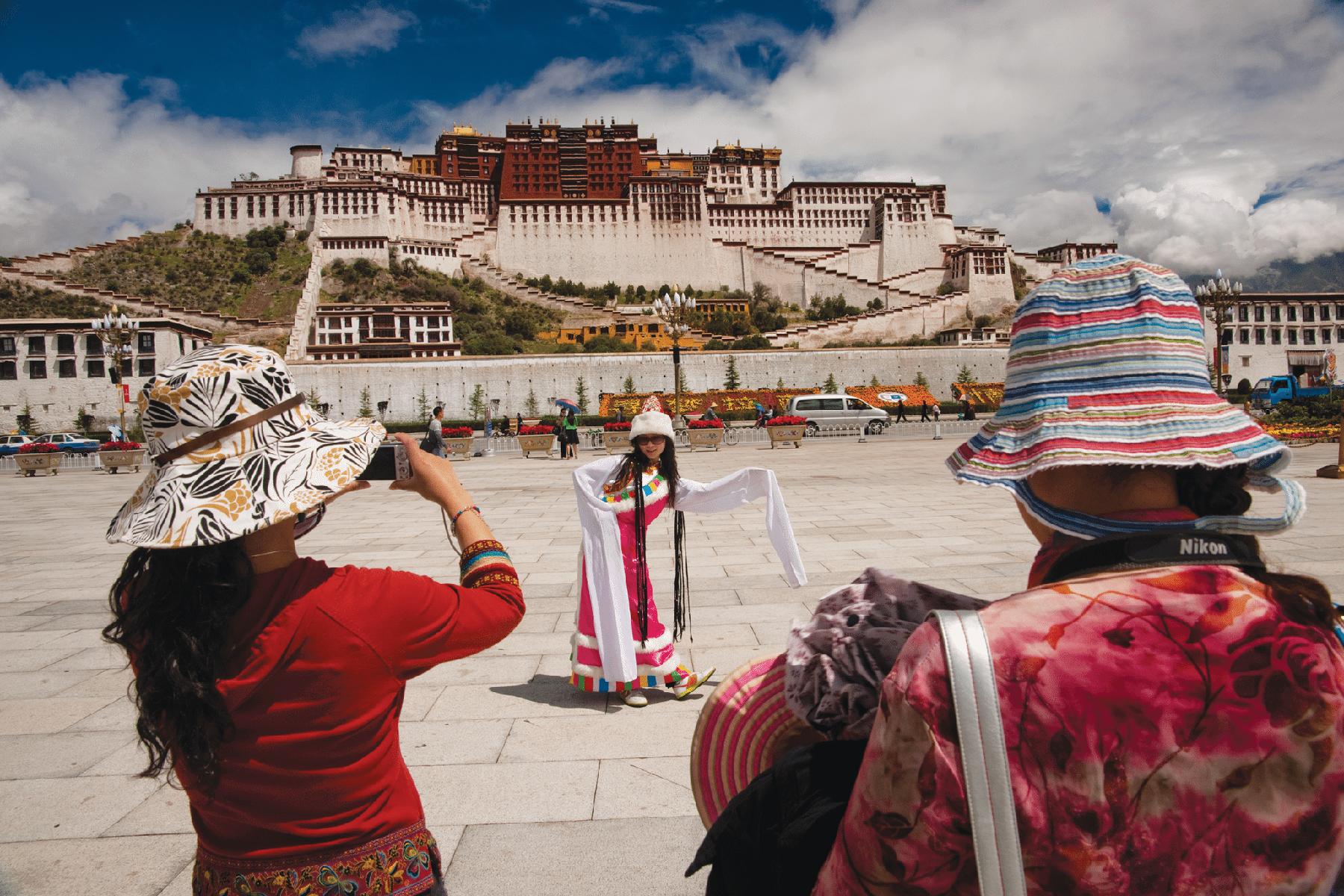 China vai facilitar acesso de turistas estrangeiros ao Tibete
